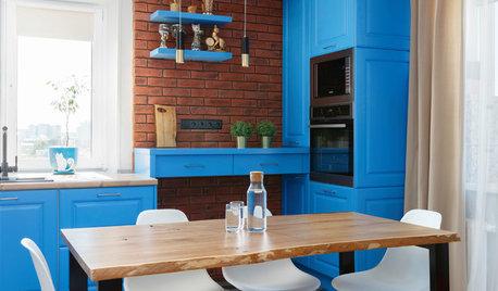 Лучшее за неделю: 12 необычных кухонь