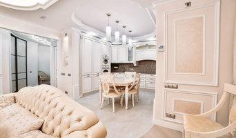 Ремонт четырёхкомнатной квартиры 150 кв.м в стиле неоклассика