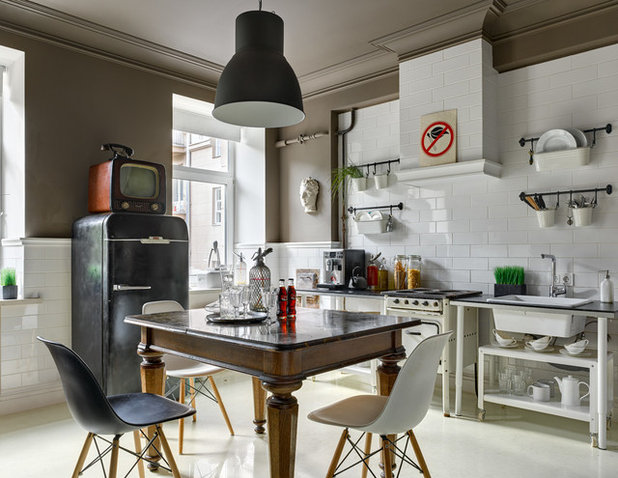 Eclectic Kitchen by a3company