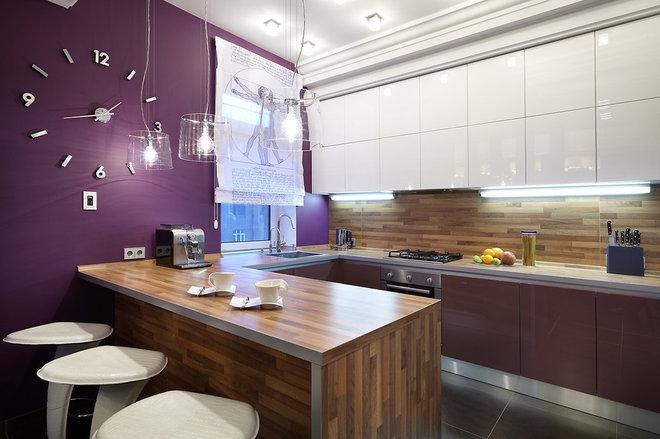 Современный Кухня by Бюро «Арт-стиль»