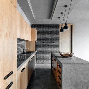 Стильный дизайн: кухня в стиле лофт - последний тренд