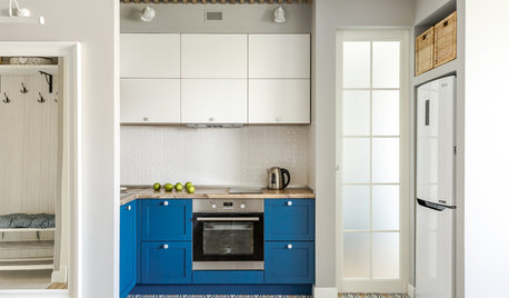 7 Ideas to Steal from Well-Planned Small Kitchens