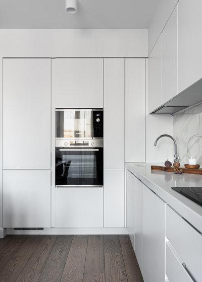 Современный Кухня by Elements studio