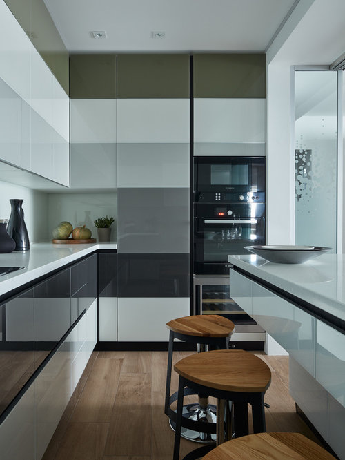 Small Cesar Kitchens Home Design Ideas, Pictures, Remodel and Decor - 웹