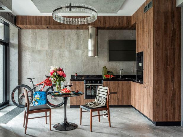 Современный Кухня by Студия дизайна Белякова & Караяни