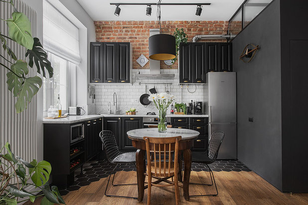 Industrial Kitchen by m2project