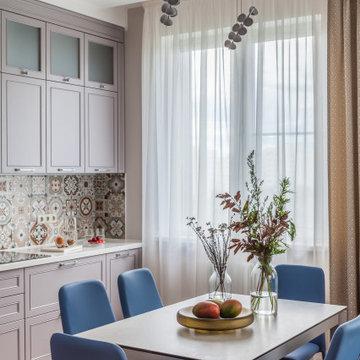 Стилизация квартиры в Зеленограде