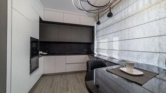 Стильная квартира для молодого человека