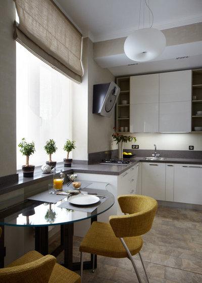 Современный Кухня by Xenia Design Studio