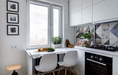 Houzz Tour: An Ingenious Revamp Completely Reinvents a Small Flat