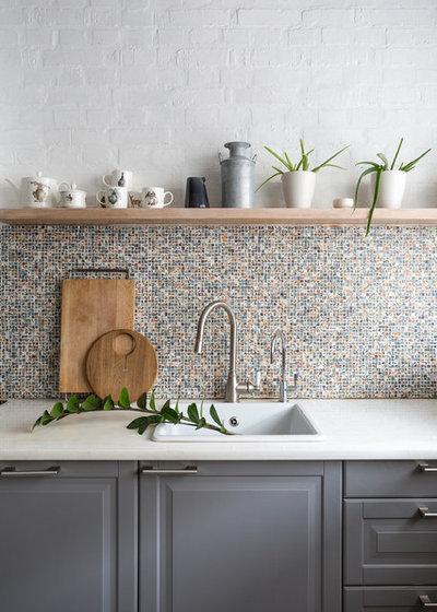 Contemporary Kitchen by Lavka-Design