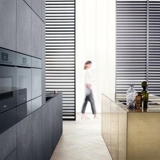 Неиссякаемый источник вдохновения для домашнего уюта: параллельная кухня в современном стиле