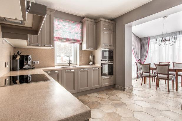 Современная классика Кухня by Дом архитектуры и дизайна Кирилла Егорова