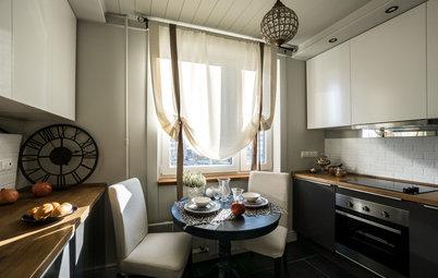 Houzz тур: Однокомнатная квартира в Московском с настроением дачи