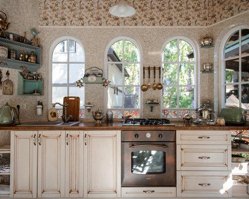 Shabby-Chic-Style Küche - Ideen & Bilder