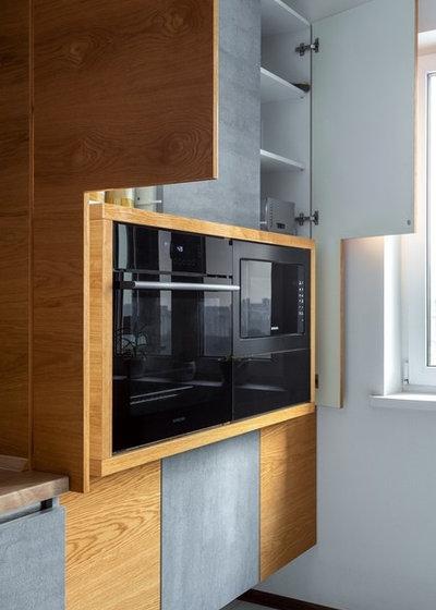 Современный Кухня by Фабрика Амбрелла (UMBRELLA)