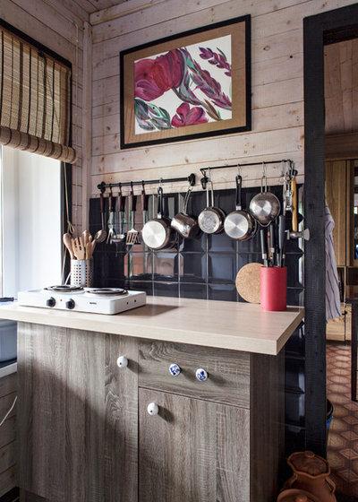Современный Кухня by Наталия Куприянова