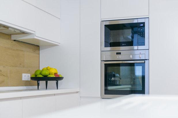 Современный Кухня by MAKEdesign