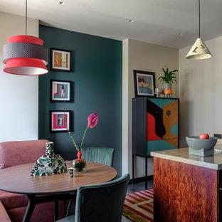 Яркая квартира 90 м² в Москве