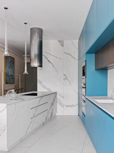 Неоклассика Кухня by AR-1   architecture & design