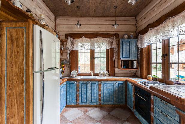 Стиль шебби-шик Кухня by Maxim Maximov
