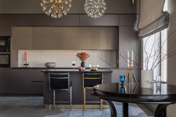 Современный Кухня by Ларина Анна | Faber design