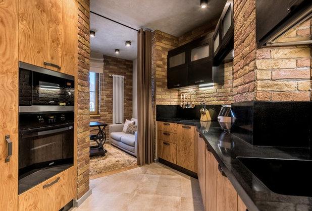 Лофт Кухня by GraniStudio