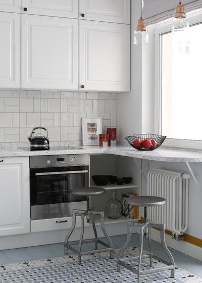 Неоклассика Кухня by O Deco Studio