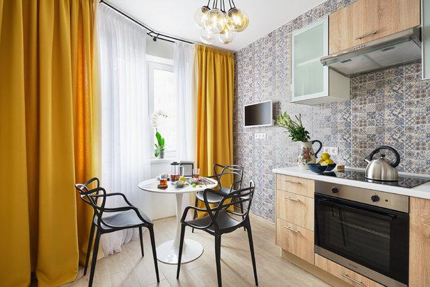 Современный Кухня by Архитектурное бюро «Парижские интерьеры»