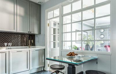 Зачем вам: Перегородка в кухне-гостиной