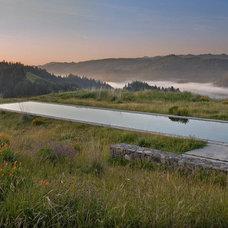 Landscape by bernard trainor + associates