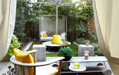 7 Ways to Create Quiet in Urban Gardens