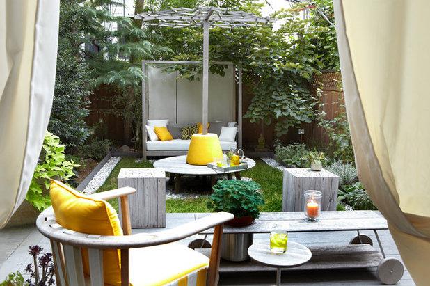 7 Ways to Create Quiet in Urban Gardens