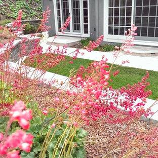 Design ideas for a landscaping in San Francisco.
