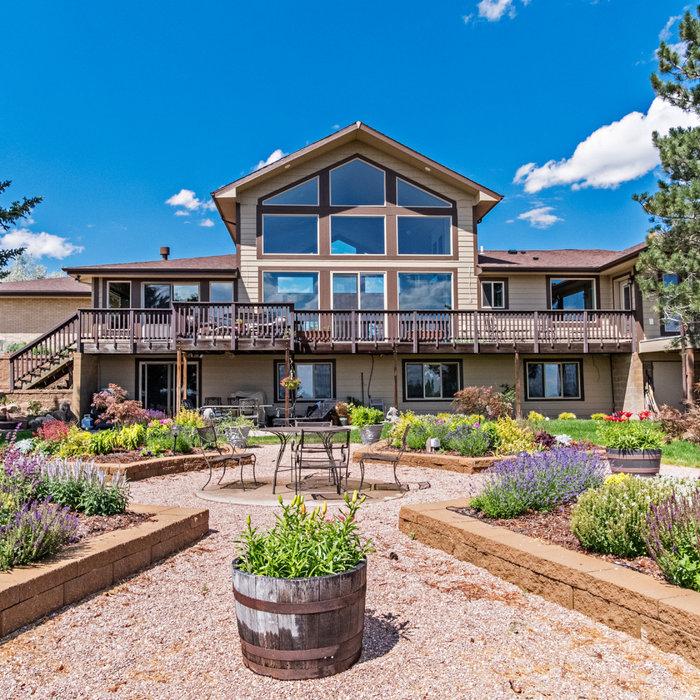 Custom Yellowstone Ranch