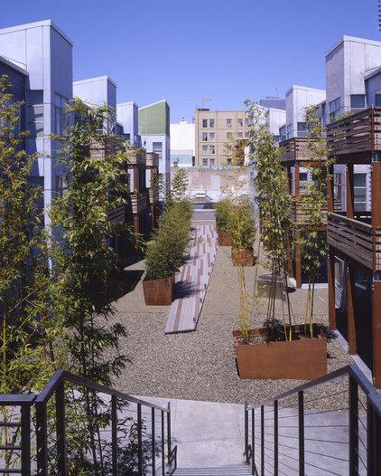 Landscape by GLS Architecture/Landscape Architecture