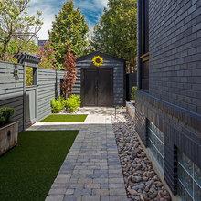 Westwood Side Yard Ideas