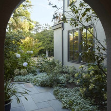 Traditional Landscape by Koch Architects, Inc.  Joanne Koch