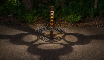 2 Series - CorTen Steel Bollards by Nightscaping USA