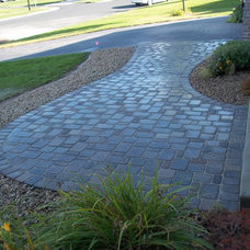 Traditional Landscape by Friedges Landscaping