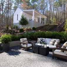 Transitional Landscape by Kemp Hall Studio