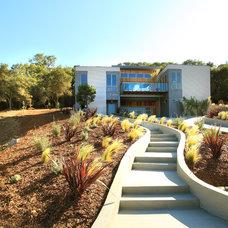 Contemporary Landscape by Habitat Design