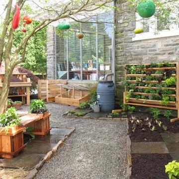 2013 ALE: The Potager Garden at Stonebridge Mansion