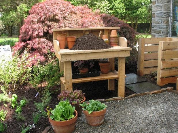 エクレクティック 庭 by Pennsylvania Landscape & Nursery Association