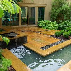 Asian Landscape by Association of Professional Landscape Designers