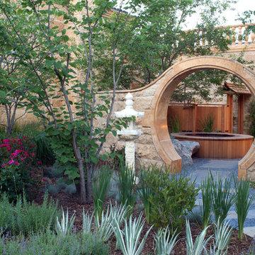 2015 Garden Dialogues: Denver/Englewood, Pondbank House, August 8