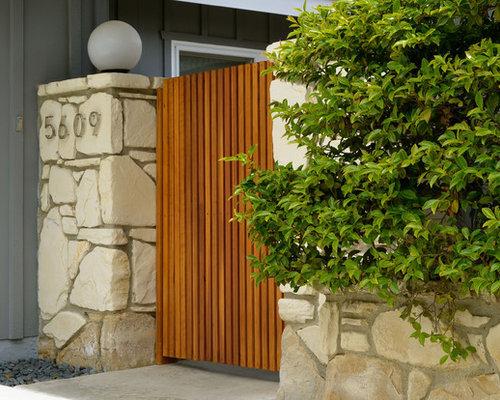 Mid Century Gates Houzz