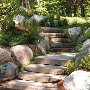 75 Beautiful Hillside Landscaping Pictures Ideas Houzz