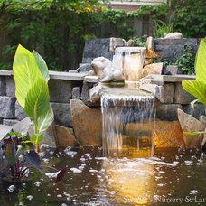 Asian Landscape by Switzer's Nursery & Landscaping, Inc.
