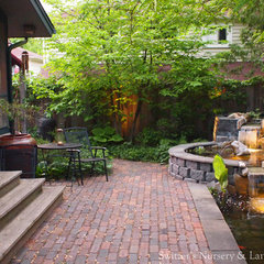 asian landscape by Switzer's Nursery & Landscaping, Inc.